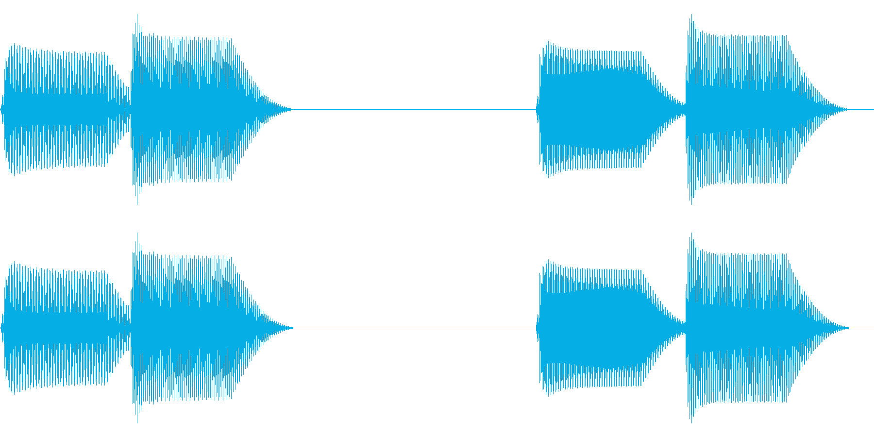 往年のRPG風 コマンド音 シリーズ 2の再生済みの波形