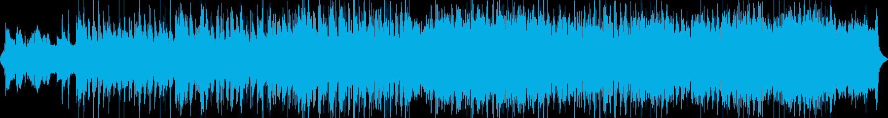 スムーズジャズ。バラード、官能的、...の再生済みの波形