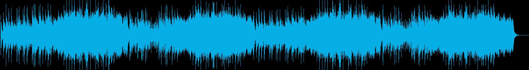 峠の我が家オルゴールオーケストラverの再生済みの波形