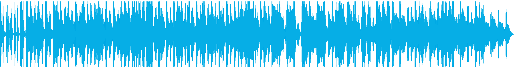 ヒップホップアンダースコア、楽しい...の再生済みの波形