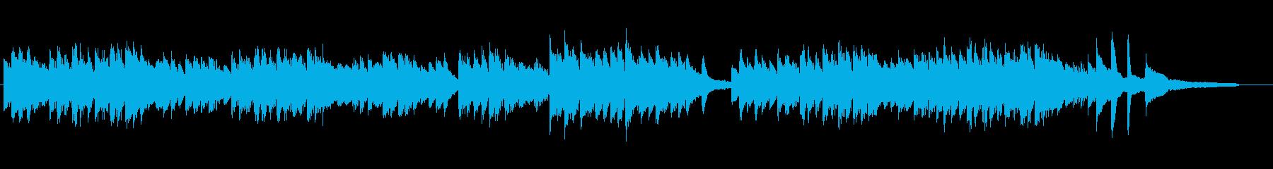 切ない/3拍子/ピアノソロの再生済みの波形