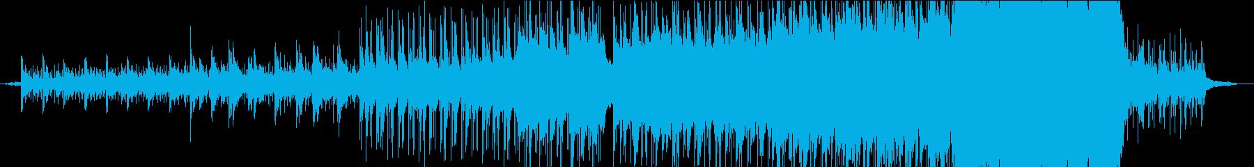 Elysian Castlesの再生済みの波形