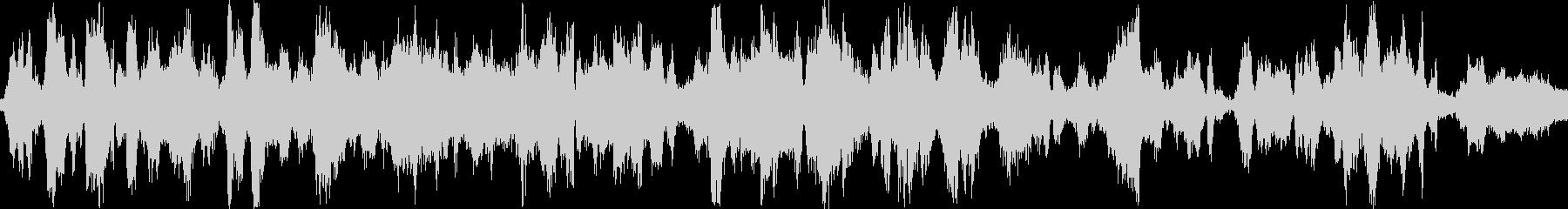 コンプレッサーの動きの未再生の波形