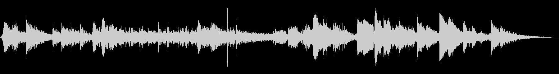 表現力豊かなスペイン語のギタータグ1の未再生の波形