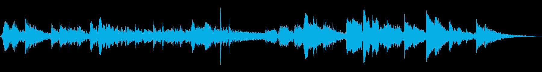 表現力豊かなスペイン語のギタータグ1の再生済みの波形