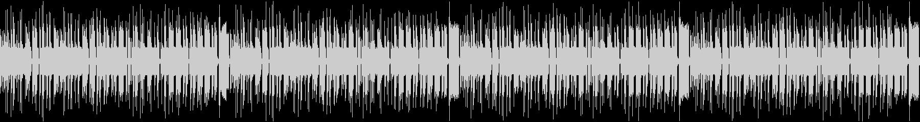 洞窟・草原RPG用チップチューンループの未再生の波形