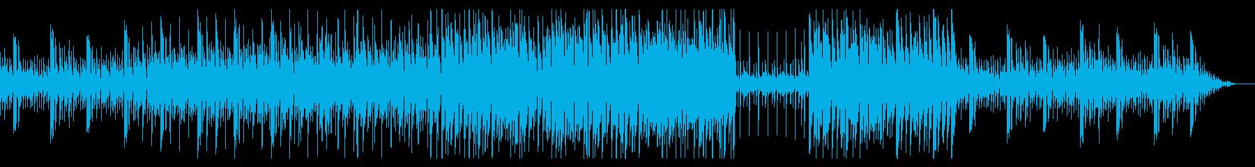 ポップの3 ウクレレ ぱららっぱんの再生済みの波形