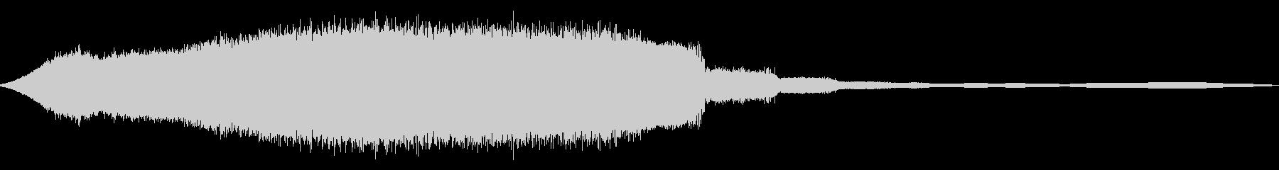 コンピュータチップの誤動作プロセス...の未再生の波形
