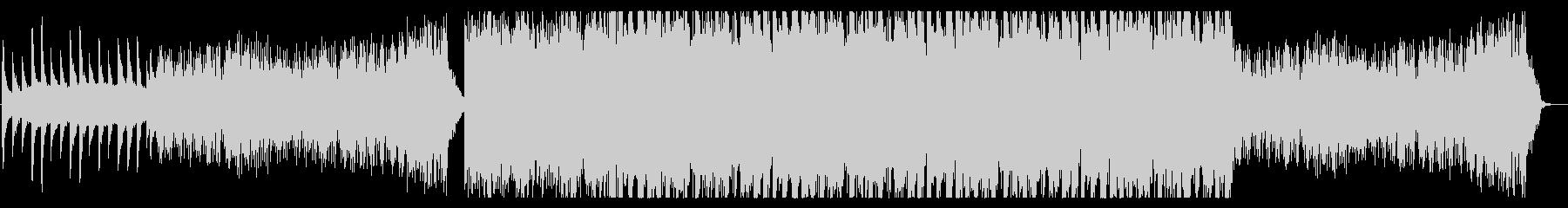 壮大に広がるピアノ・絶景 ・感動系・声入の未再生の波形