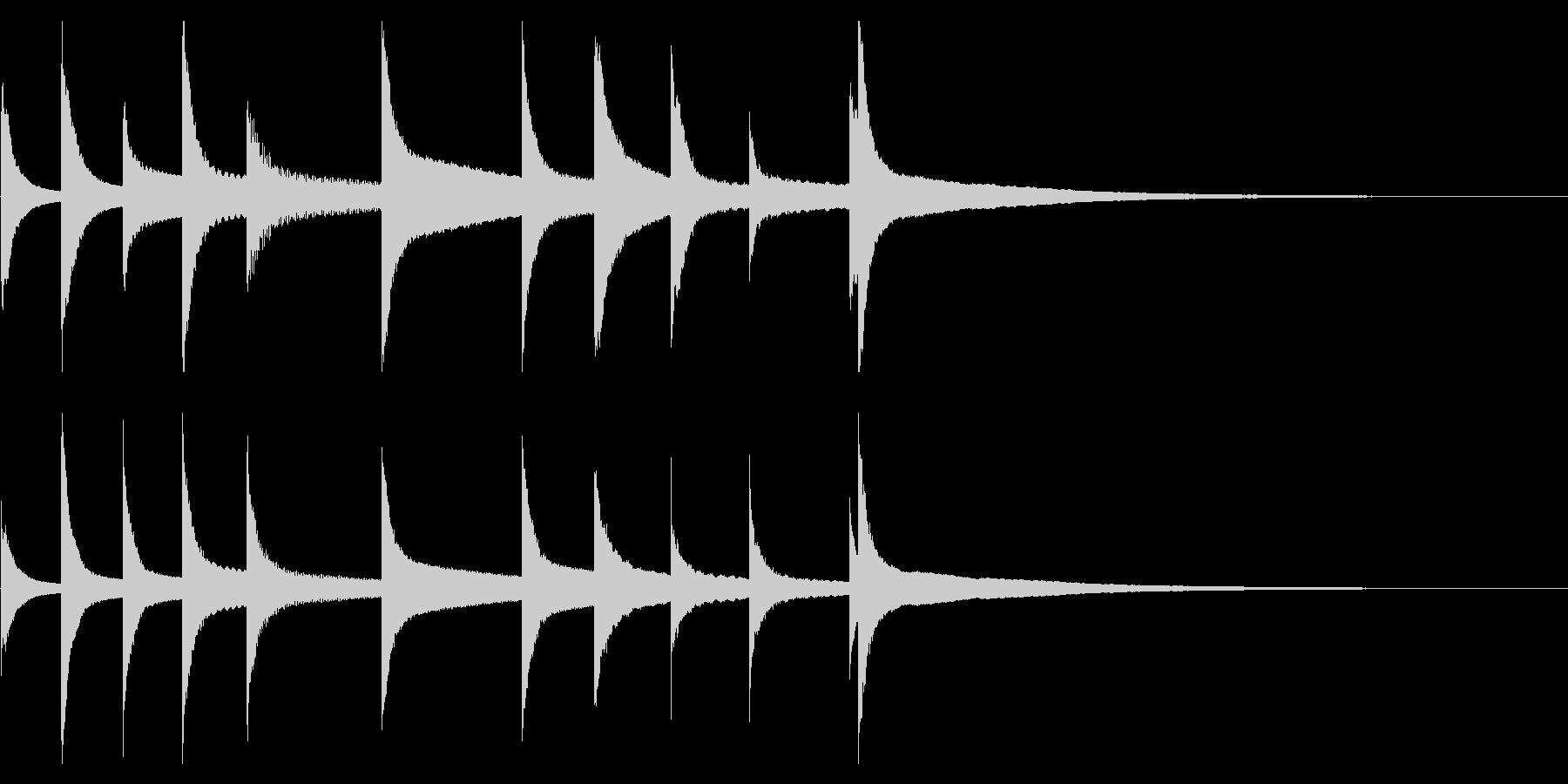 オーケストラベル:ミュージカルアク...の未再生の波形