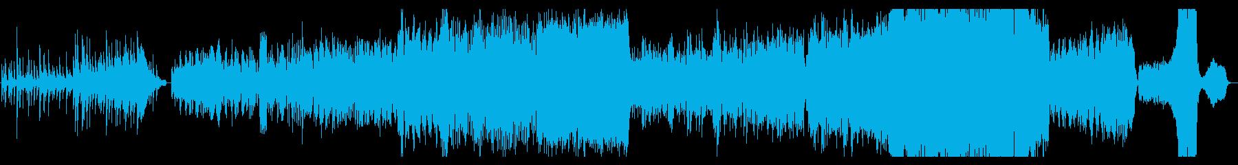ジブリ音楽を連想させるワルツです。の再生済みの波形