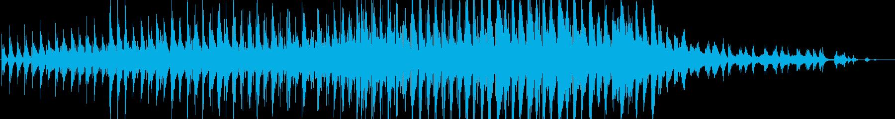 Tide Awayの再生済みの波形