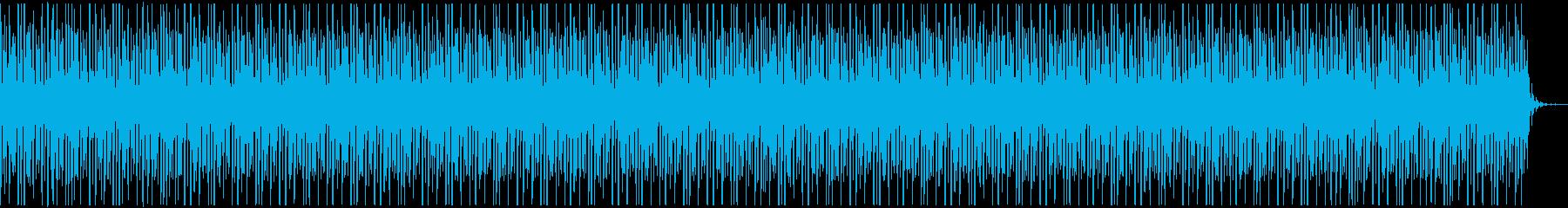 [ニュース報道]無機質:フラット:09の再生済みの波形