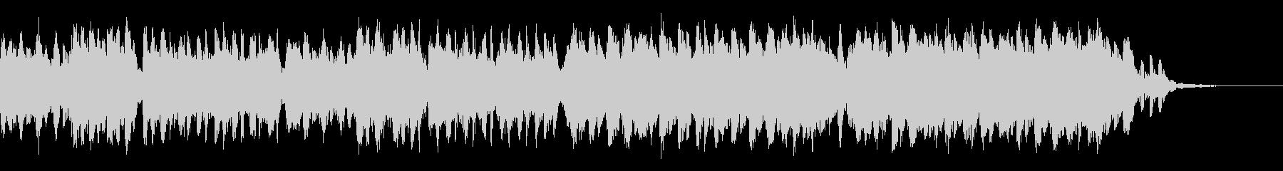 「疾走感」企業VP映像用オーケストラ壮大の未再生の波形