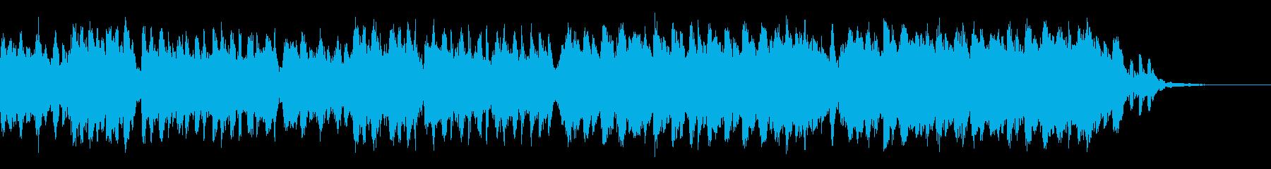 「疾走感」企業VP映像用オーケストラ壮大の再生済みの波形