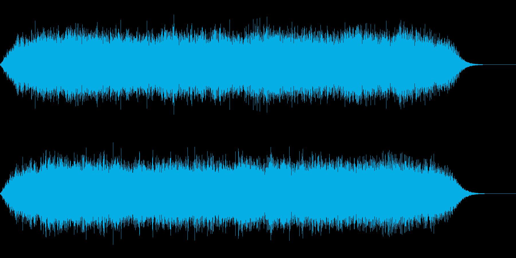 Dark_ホラーで怪しく神秘的-21_Sの再生済みの波形