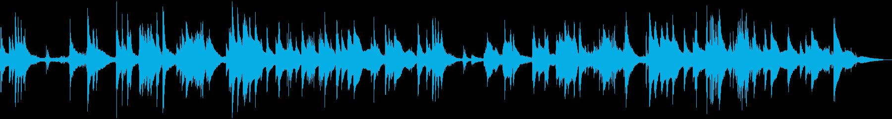 伝統的 ジャズ ビバップ ゆっくり...の再生済みの波形