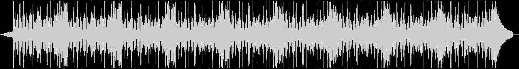 勢いのあるピアノ童謡カバーの未再生の波形