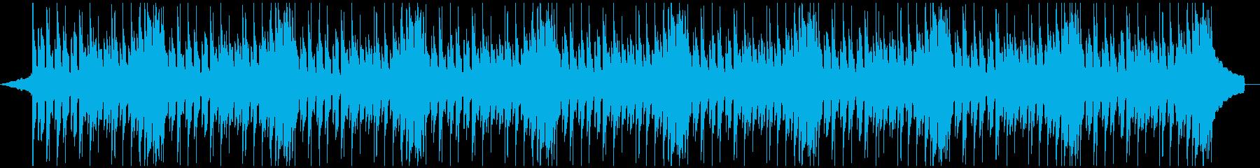 勢いのあるピアノ童謡カバーの再生済みの波形
