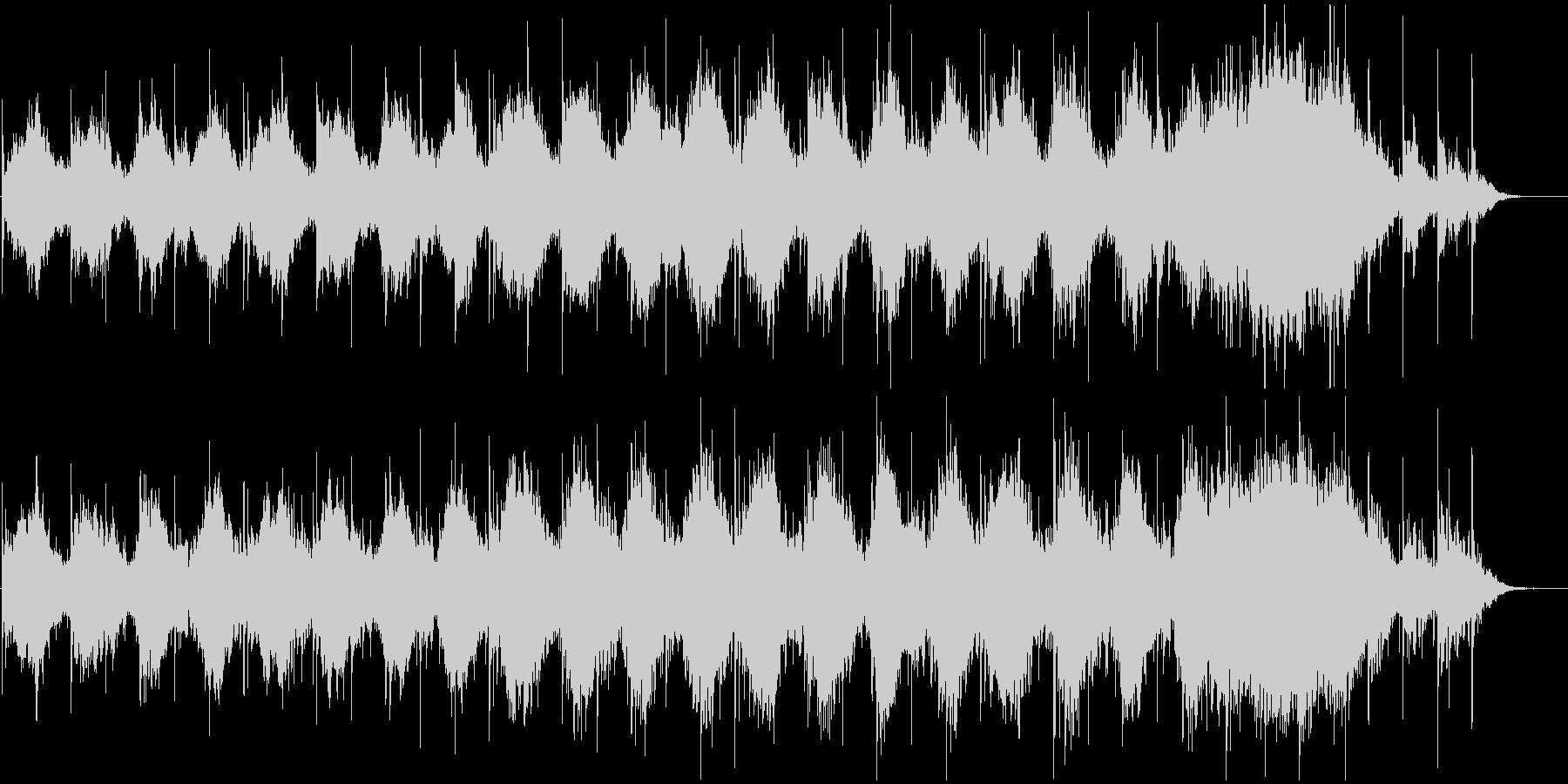 ヒーリング系BGMです(BPM80)の未再生の波形