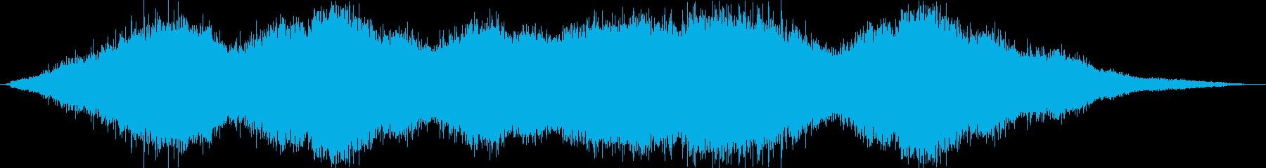 PADS 重い波01の再生済みの波形