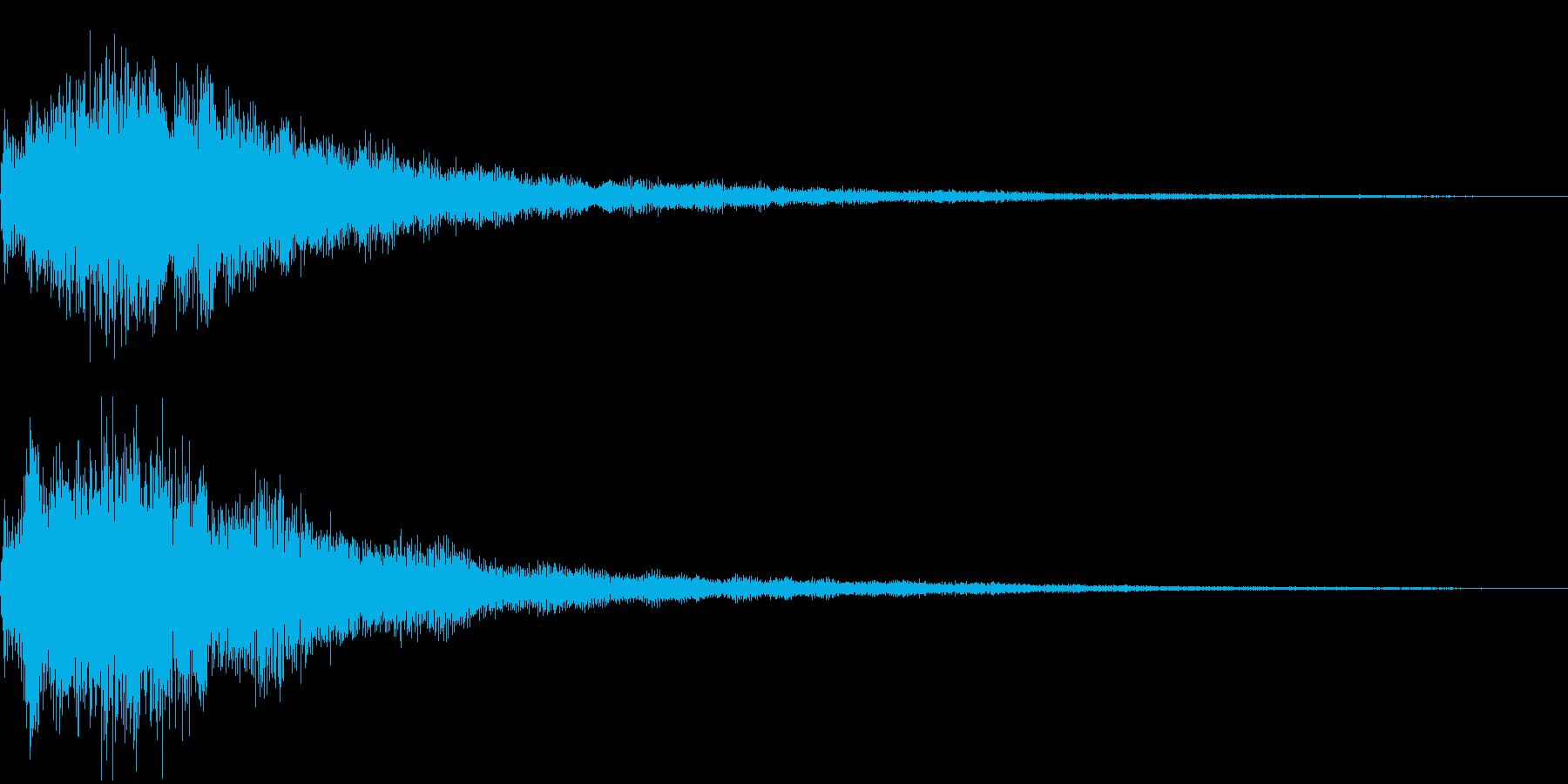 未来的・決定・空気感・取得32の再生済みの波形