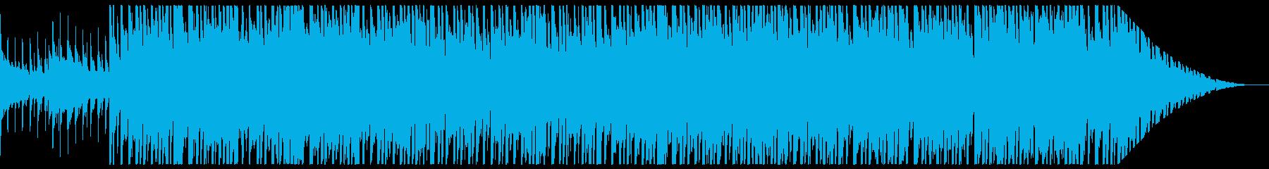 ポップロック研究所Twangyのギ...の再生済みの波形