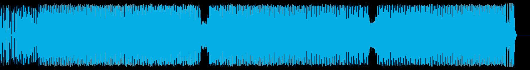 ずっこけ 動物 子供 場面転換の再生済みの波形