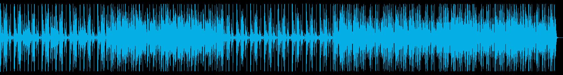 ほのぼの切ない_No660_1の再生済みの波形