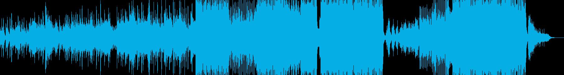 素敵な冬を彩るファンタジーポップ B3の再生済みの波形