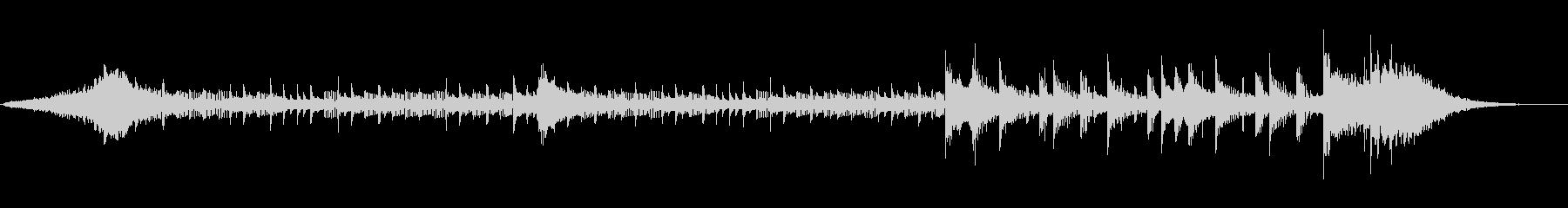 R2D2リズムベースの未再生の波形