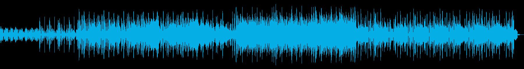 DubStep  Track 01の再生済みの波形