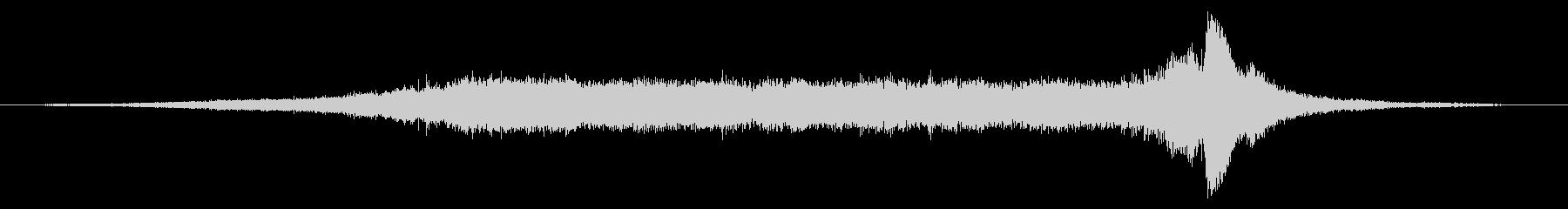 1984シボレーカメロZ-28:E...の未再生の波形