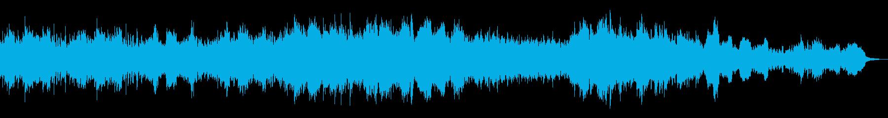イベントシーン OP シリアス クワイアの再生済みの波形