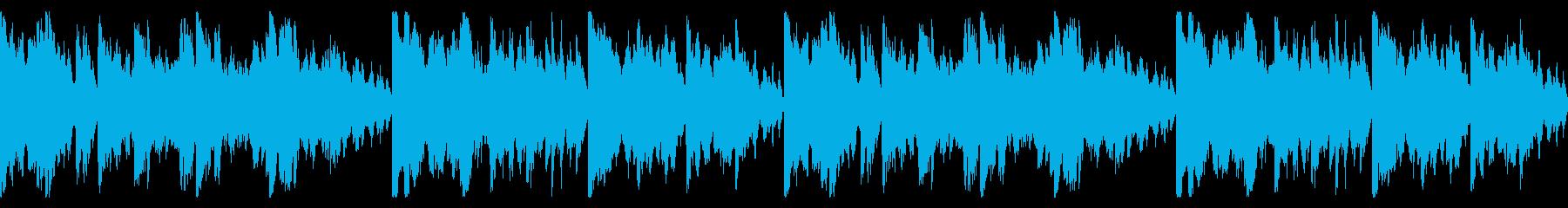 【ループ】ニュース・企業VP・商品説明の再生済みの波形