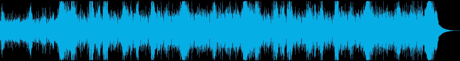 衝撃事件ミステリー再現シネマティック4の再生済みの波形