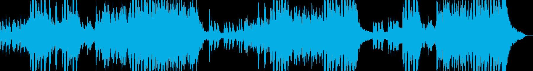 このエネルギッシュなオーケストラト...の再生済みの波形