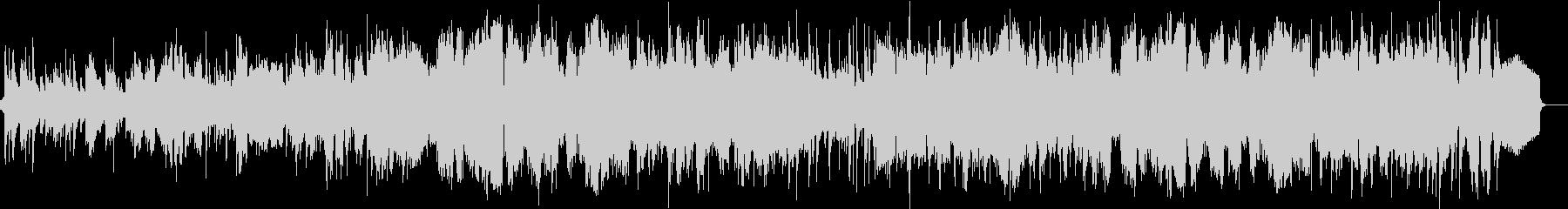 優しいフルートの旋律 大自然のハーモニーの未再生の波形