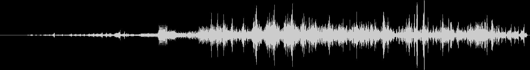高速デジタルデータ転送3の未再生の波形