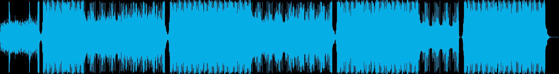ヒップホップ/ダーク/クランク/#1の再生済みの波形