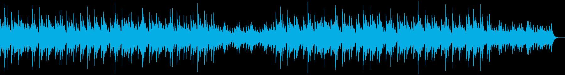 ウェディング・ワルツ・結婚式・ピアノソロの再生済みの波形