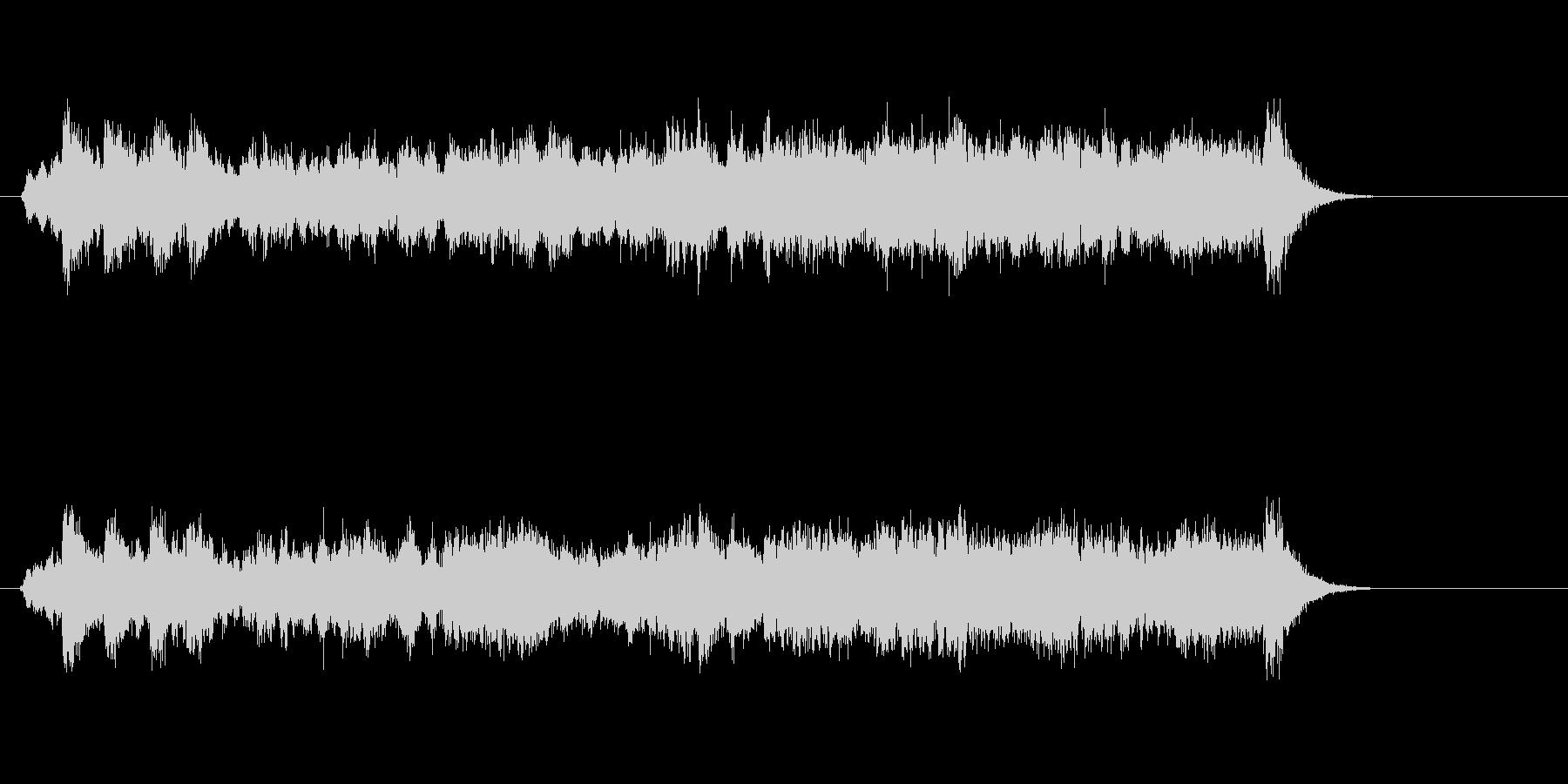 テーマ19:フルミックスの未再生の波形