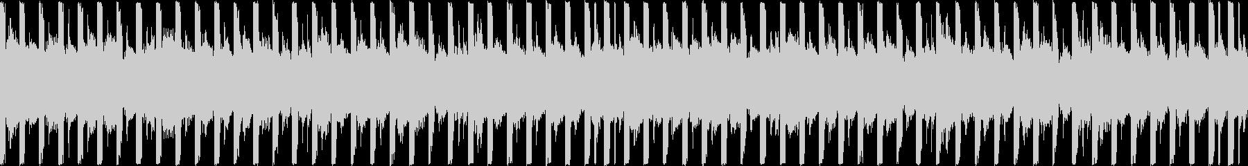 運動・フィットネス/30秒ループ曲1の未再生の波形