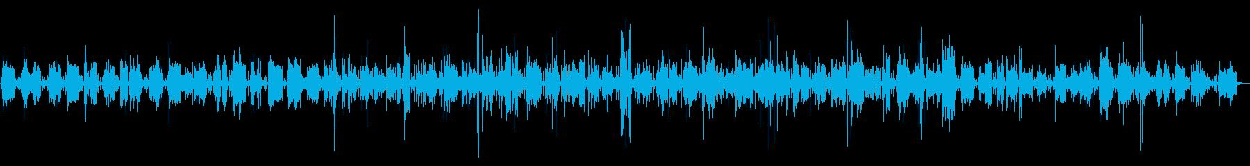 静寂な夜に聴きたい大人のジャズBGMの再生済みの波形