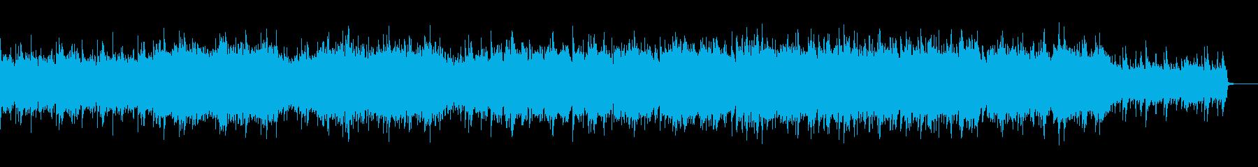 古代エジプトの物語 エンディングの再生済みの波形