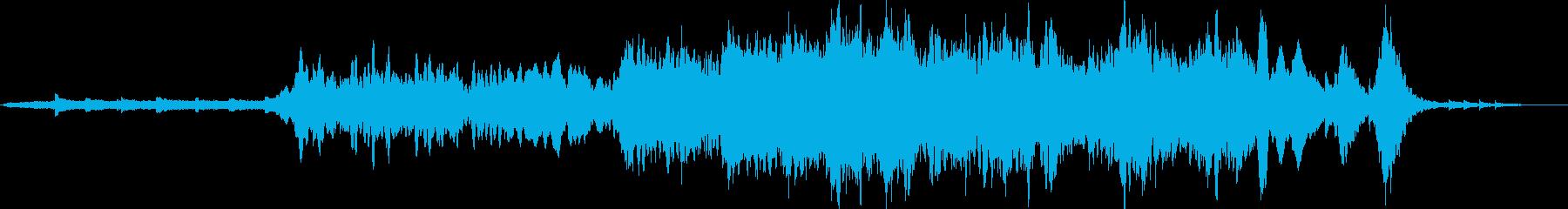 イージーリスニング/ニューエイジピ...の再生済みの波形