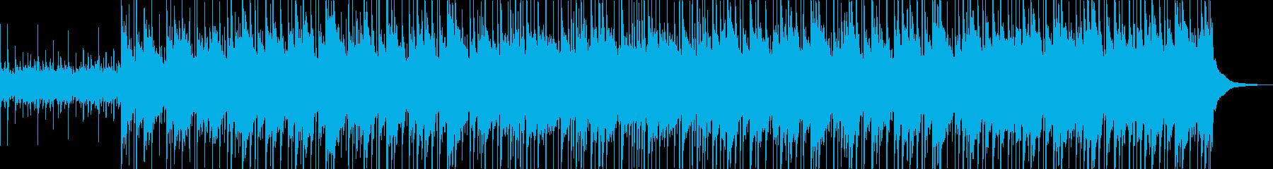 動画 センチメンタル 静か ポジテ...の再生済みの波形
