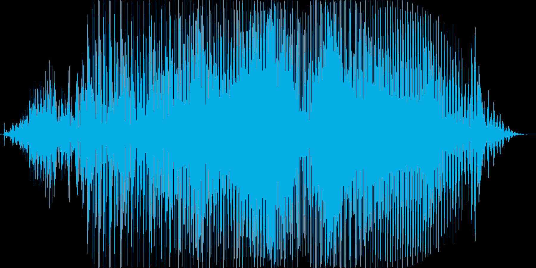 0!(ぜろ)の再生済みの波形