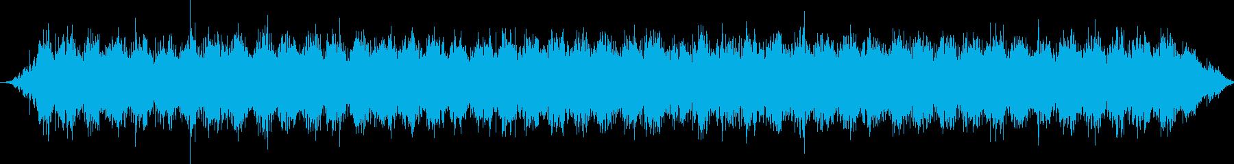 アンティークベルト駆動の木製旋盤:...の再生済みの波形
