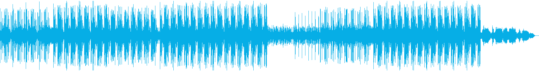 笛 疾走感 コミカル 夏 ヒップホップの再生済みの波形